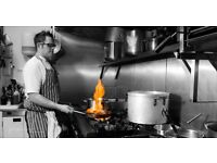 Sous, Head Chef and Assistant roles available - temp to perm (live-in options)