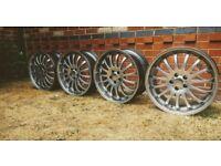 Alloy Wheels 19 5x108 Dynamics