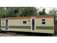28' 1 Bedroom Static Caravan