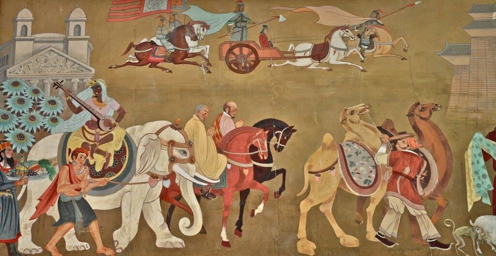 Silk Route Trading