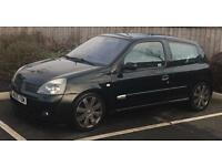 Clio 182 - bargain at £995 ONO - 2 owners from new