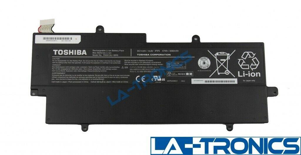 Genuine Toshiba Portege Z835-P330 14.8V 47Wh 3060mAh Battery PA5013U-1BRS