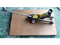 Small Trolley Jack for sale