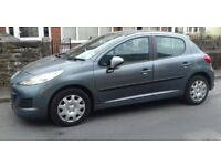 Urgent- selling Peugeot 207 as moving abroad