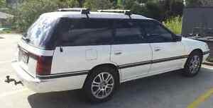 1991 Subaru Liberty Wagon Katoomba Blue Mountains Preview