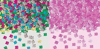 1 PACK 18TH BIRTHDAY CONFETTI / TABLE SPRINKLES PINK/ MULTI PARTY DECORATIONS*](18th Birthday Confetti)