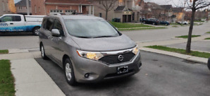 2011 Nissan Quest SV Excellent Condition with Power Sliding door