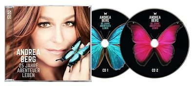 Andrea Berg - 25 Jahre Abenteuer Leben (2 CDs Edition) NEU & OVP