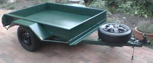 Trailer 6 x 4 Registered ACT plus spare and Jockey wheel Bonython Tuggeranong Preview