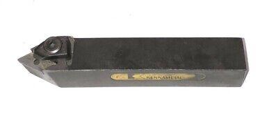 Kennametal Nenr-163 1 Shank Top Notch Profiling Insert Tool Holder