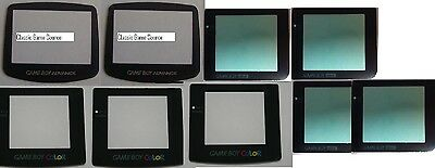50 Lot Screen Lens For Game Boy 20 X Advance 5 X Color 20...