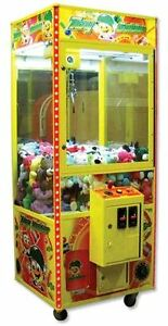 crane machine plush toys