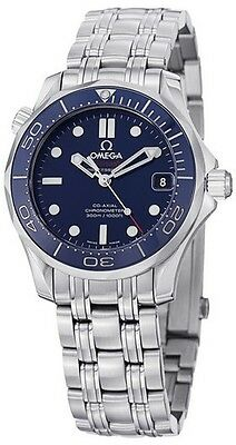 212.30.36.20.03.001 | BRAND NEW OMEGA SEAMASTER BLUE DIAL 36MM JAMES BOND WATCH