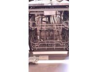 Kenwood integrated dishwasher KID60B14