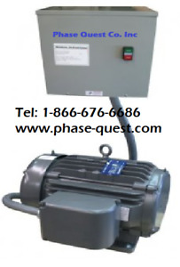 Wide range of Phase Converters available