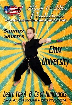 Sammy Smith's Chux University Learn the A, B, Cs of