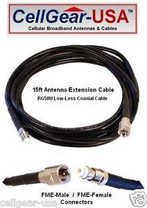 15ft-RG58U-External-Antenna-Extension-Coax-Cable