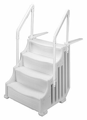 "MIGHTY STEP ABOVE GROUND Pool Steps NEW  ""FAST SHIP"""