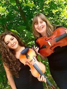 String Quartet - Wedding Musicians and String Players: duo / trio Cremorne North Sydney Area Preview