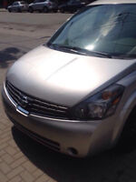 Nissan Quest 2007 ! 72km comme neuf