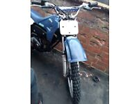 Yamaha Rt 100 ( not pw yz dt 50 60 65 80 85)