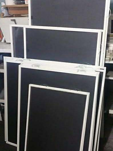 SOLAR WINDOW SCREENS MADE NEW UP TO SIZES 30