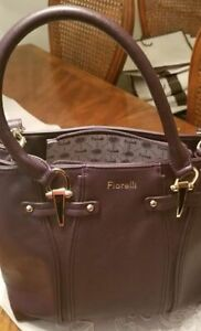 Fiorelli Plum Color Designer Handbag