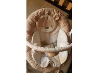 Baby Bouncer Mothercare Teddy Toy Box