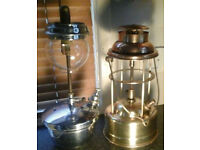 TILLEY LAMPS ANY CONDITION OR PARTS FOR SPARES