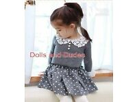 *****Girls clothing - Brand new dress with tags ------------- kids, babies, clothes