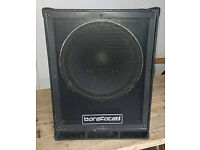 Barefaced Compact 1x15 electric Bass guitar cab speaker cabinet lightweigh neo neodymium