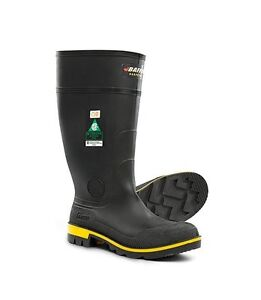 70% OFF!! Baffin Maximum Steel Toe Rubber Boots - Size 8