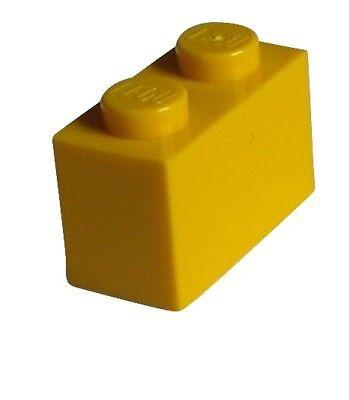 100x LEGO® 1x2 Steine rot 3004 red bricks LEGO Bau- & Konstruktionsspielzeug