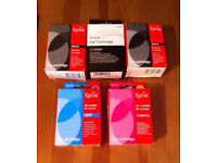 BUNDLE 5x INK CARTRIDGES FOR BROTHER PRINTER New Condition