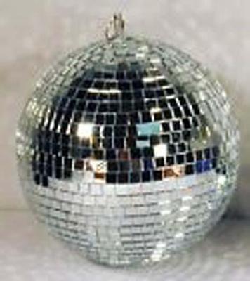 16 INCH MIRROR BALL party supplies disco balls lights SUPPLY reflective large - Disco Ball Party Supplies