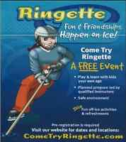 Oromocto Ringette - Free Come Try Ringette Event!