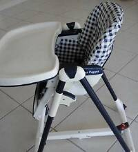 Peg Perego Prima Pappa High chair RRP $827 Lawnton Pine Rivers Area Preview