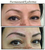 25% Off Eyebrow Tattoos - The Soft & Natural Kind!