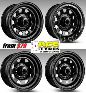 Sunraysia rims Dynamic Wheels Tyre and wheel Packages