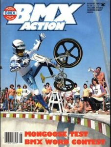 Looking for old Bmx magazines