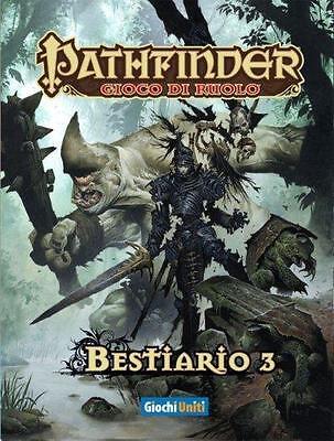 Pathfinder Bestiary 3 - GdR Game Role, Italiano