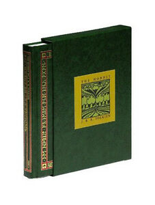 The-Hobbit-by-J-R-R-Tolkien-Deluxe-collectors-edition-illustrated-NEW