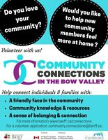 Community Connections in the Bow Valley