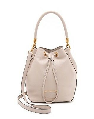 NWT $468 MARC JACOBS Too Hot to Handle Leather Drawstring Bucket Bag, (Marc Jacobs Too Hot To Handle Bucket Bag)