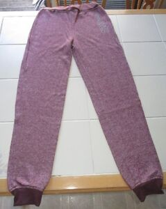 Girls track pants size 14/16 *Never worn