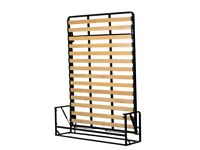 Wall Bed Classic, double vertical 135x190