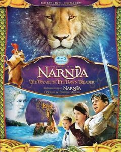 Chronicles of Narnia: Voyage of the Dawn Treader (Blu-ray + DVD)