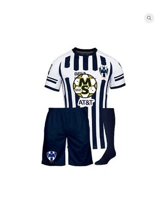 Soccer Uniforms each set - Jersey with Numbers and Shorts!!! monterrey b04f73dca