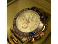 Rolex Yacht Master 2 With Box, Papers