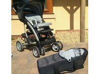 mothercare tranton pram pushchair can deliver